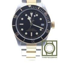 Tudor Black Bay S&G Gold/Steel 41mm Black No numerals