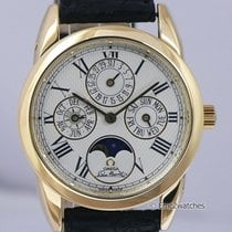 Omega 1750300 Yellow gold 34mm pre-owned