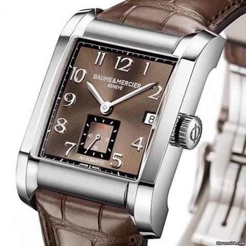37fdc3a7393 Preços de relógios Baume   Mercier