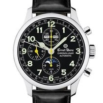 Ernst Benz Chronograph 44mm Automatic new Black