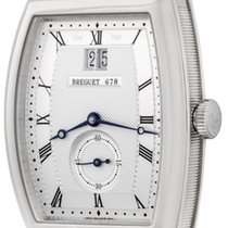 Breguet Héritage White gold 35mm Silver Roman numerals United States of America, Texas, Dallas