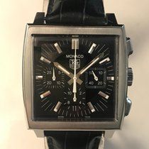 TAG Heuer Monaco Automatic Chronograph MINT Condition