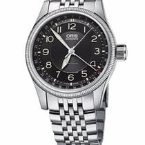 Oris Big Crown Pointer Date 754 7679 4034-07 8 20 30 New Steel 40mm Automatic