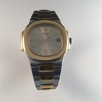 Patek Philippe 4700/1 Guld/Stål Nautilus 27mm