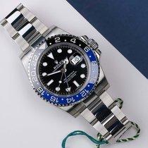 Rolex GMT-Master II NEW Full-set  Ref. 116710BLNR