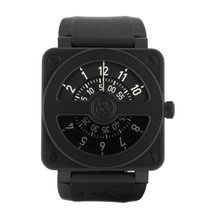 Bell & Ross BR 01-92 occasion 45mm Caoutchouc