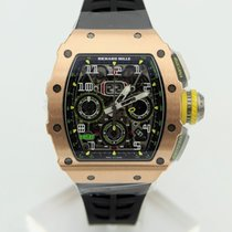 Richard Mille RM 011 Titan 50mm Transparent Arabisch