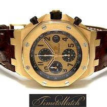 Audemars Piguet Royal Oak Offshore Chronograph brugt 42mm Rosa guld