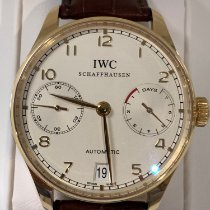IWC Portuguese Automatic IW500101 2007 pre-owned