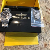 Breitling Superocean Steelfish Ocel 44mm Arabské