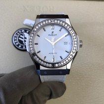 Hublot Titanium 42mm Automatic 542.NE.2010.LR.1204 new