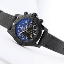 Breitling Avenger Hurricane new 2019 Automatic Chronograph Watch with original box and original papers XB0170E41B1W1