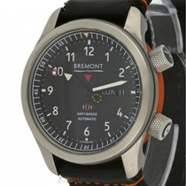 Bremont Steel 43mm Automatic MB pre-owned