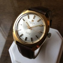 Tissot Gold/Steel 36mm Manual winding pre-owned Canada, North Vancouver