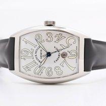 Franck Muller Casablanca Steel 39mm Silver No numerals United Kingdom, Oxford