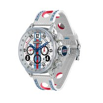 B.R.M Steel 44mm Automatic V12-44-ART CAR new