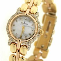 Bertolucci Yellow gold 26mm Quartz 8055 pre-owned