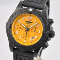 Breitling Avenger Hurricane 45mm Yellow Arabic numerals United States of America, Ohio, Mason