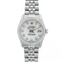 Rolex Lady-Datejust Steel 31mm Mother of pearl No numerals United States of America, California, San Francisco