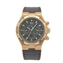 Vacheron Constantin Overseas Chronograph Rose gold 42mm Brown No numerals United States of America, New York, New York
