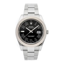 Rolex Datejust II Steel 41mm Black Roman numerals United States of America, Pennsylvania, Bala Cynwyd