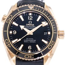 Omega Seamaster Planet Ocean Rose gold 42mm Black United States of America, Georgia, Atlanta