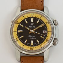 Enicar Steel 40mm Automatic Enicar Sherpa Ultradive pre-owned