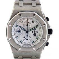 Audemars Piguet Royal Oak Offshore Chronograph 25854TI 2005 pre-owned