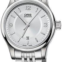 Oris Classic Steel 42mm Silver United States of America, Massachusetts, Florence