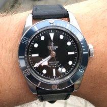 Tudor Black Bay Steel 41mm Black No numerals Finland, HELSINKI