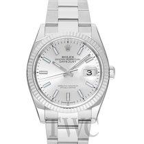Rolex Lady-Datejust 126234 Sliver Oyster nuevo