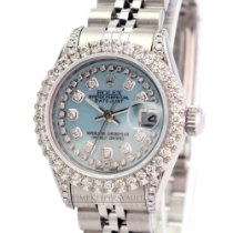 Rolex Lady-Datejust Steel 26mm Silver United States of America, California, Sherman Oaks