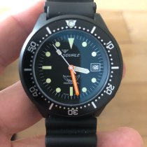 Squale 41mm Remontage automatique 1521 black occasion