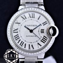 Cartier Stål 33mm Automatisk 3489 ny