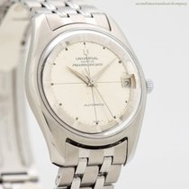Universal Genève Polerouter Steel 35mm Silver No numerals United States of America, California, Beverly Hills