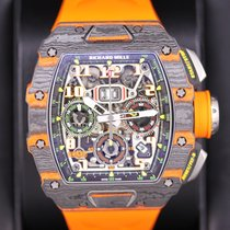 Richard Mille RM011-03 Carbon 2019 RM 011 49.94mm new