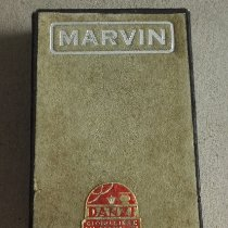 Marvin Parts/Accessories pre-owned