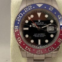 Rolex GMT-Master II 116719BLRO 2016 pre-owned