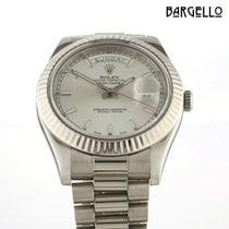 Rolex Day-Date II 218239 Πολύ καλό Λευκόχρυσος 41mm Αυτόματη