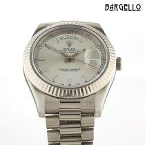 Rolex Day-Date II White gold 41mm