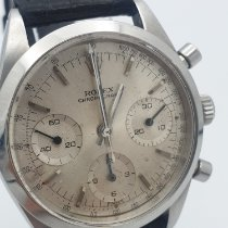 Rolex Chronograph Otel 36mm Argint Fara cifre