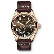 IWC Rose gold 2010 Pilot 44mm pre-owned United States of America, Florida, 33431