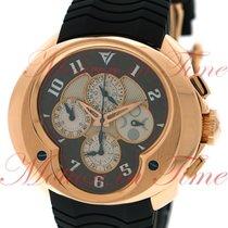 Fanc Vila Quantieme Perpetual Calendar Chronograph, Carbon /...