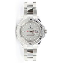 Rolex Steel 40mm pre-owned Yacht-Master 40