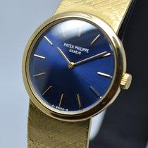 Patek Philippe Calatrava Vintage 18K Gold 4114 Manual cal 175