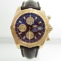 Breitling Chronomat Evolution Gelbgold