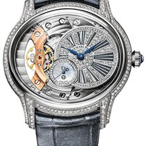 Audemars Piguet Millenary Ladies new Manual winding Watch with original box and original papers
