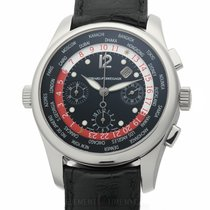 Girard Perregaux WW.TC White gold 43mm Black United States of America, New York, New York