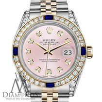 Rolex Lady-Datejust Acero y oro 26mm Rosa