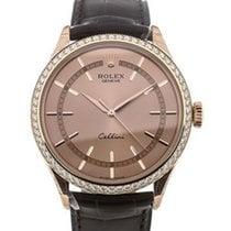 Rolex Cellini Time, Ref. 50605RBR - rosa Zifferblatt